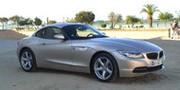 Essai du nouveau BMW Z4 306 ch à Séville