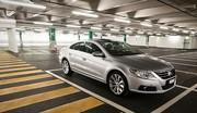 Essai Volkswagen Passat CC : Une berline à la ligne très séduisante