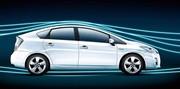 L'hybride rechargeable de Toyota en 2012