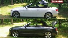 Essai Audi A5 Cabriolet 3.0 TDI Quattro S tronic  contre BMW 330d Cabriolet BVA6 : Le charme discret de la bourg