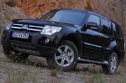 Mitsubishi Pajero : Nouveau diesel de 200 ch