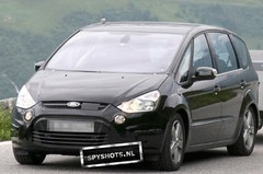 Ford S-Max : Bientôt le restylage