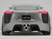 Lexus LF-A : la Supercar a un prix