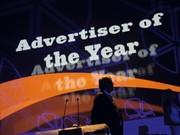 Volkswagen reçoit le titre de « Publicitaire de l'année » à Cannes