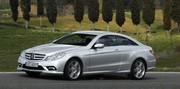 Essai Mercedes Classe E Coupé 350 CGI