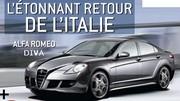 Alfa Romeo Diva : Elle s'appellera Diva