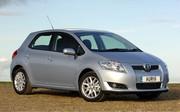 Toyota Auris hybride en Europe