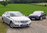 Essai Mercedes E 220 CDI et Citroën C6 2.2 HDI : Du prestige et de l'économie