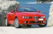 Essai Alfa Romeo Spider 2.2 JTS Selespeed : La dolce vita