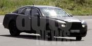 Bentley Arnage : La nouvelle grande