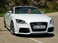 Essai Audi TT RS : Feu de joie