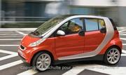 Future Smart Forfour : Vers une Clio rebadgée?