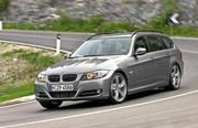 Essai BMW 320d xDrive Touring : L'efficacité exacerbée
