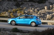 Essai Mazda 3 i-stop et MZR-CD 2,2L