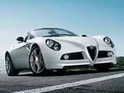 L'Alfa Romeo 8C Competizione Spider disponible en septembre