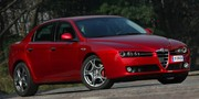 Essai Alfa Romeo 159 TBi Selective