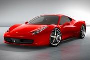 Ferrari 458 Italia : Forza Italia