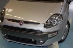 Fiat Grande Punto : Les premières photos du modèle restylé