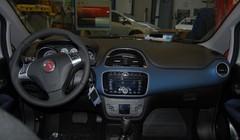 Premières photos de la Fiat Grande Punto restylée