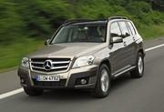 Essai Mercedes GLK 220 CDI 4MATIC : Jeep quatre étoiles