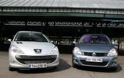 Essai Peugeot 206+ VS Clio Campus.com : le comparatif vidéo.