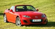 Essai Mazda MX-5 1.8 Elegance : Les vertus de la simplicité