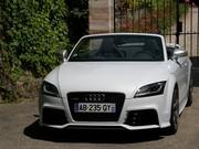 Essai Audi TT RS Roadster : Est-ce bien raisonnable ?