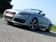 Essai Audi TT roadster TDI : Ils ont osé !