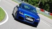 Essai Audi TT RS 2.5 TFSI 340 ch