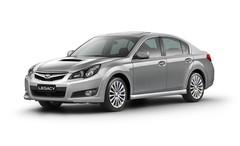 Subaru Legacy et Outback : Les déclinaisons européennes à Francfort