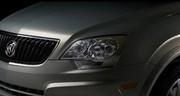 Un nouveau crossover Buick en 2010 : Avec une déclinaison hybride rechargeable dès 2011
