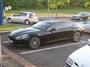 L'Aston Martin Rapide bel et bien présentée à Francfort