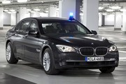 BMW : Haute sécurité pour la Série 7