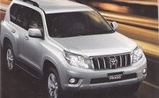 Toyota Land Cruiser 2009 : Le Land Cruiser fait sa pub avant l'heure