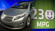 Chevrolet Volt : 1 l/100 km annoncés !