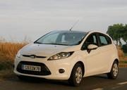 Essai Ford Fiesta 1.6 TDCi ECOnetic: Les tics de l'économie, sans excès