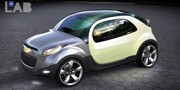 General Motors Eco Bare : concept anti crise