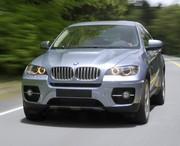 BMW ActiveHybrid X6 : démonstration de force