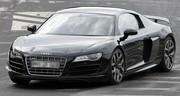 Audi R8 Clubsport : Solidement armé pour le « Ring » !