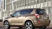 Toyota : le RAV4 passe à 2 roues motrices