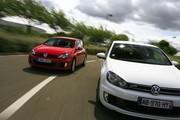 Essai Volkswagen Golf GTI contre Volkswagen Golf GTD : Les soeurs fâchées