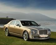 Bentley Mulsanne : Nouveau sommet