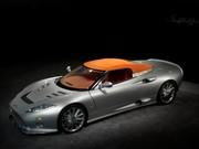 Spyker C8 Aileron Spyder : Envie d'exotisme ?