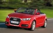 Audi A1 Cabriolet : Future star des beaux quartiers