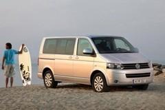 VW Transporter, Multivan, Caravelle : Gros restylage pour Francfort