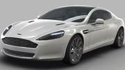 Aston Martin Rapide : vidéo d'un premier test au Koweit