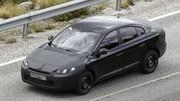 Nouvelles photos de la Renault Fluence
