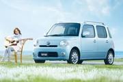 La mini-citadine Daihatsu Mira Cocoa : De la concurrence pour le Nissan Cube ?