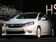 Toyota prépare une nouvelle berline hybride