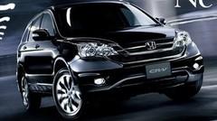 Honda CR-V : la version restylée se dévoile